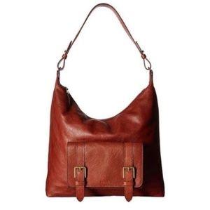 🍂 Fossil Cleo Hobo Leather Shoulder Bag NWT